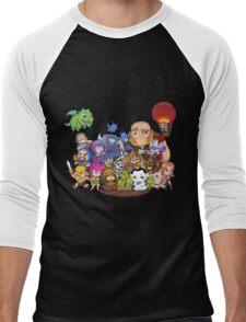 clash royale family Men's Baseball ¾ T-Shirt