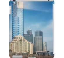 Saturday in Melbourne iPad Case/Skin