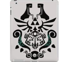 Legend of Zelda (mashup) iPad Case/Skin