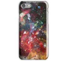 galaxy mesh up iPhone Case/Skin