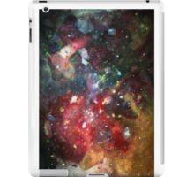 galaxy mesh up iPad Case/Skin