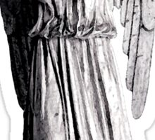 Weeping Angel - Don't Blink Sticker