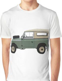 Range Rover Graphic T-Shirt
