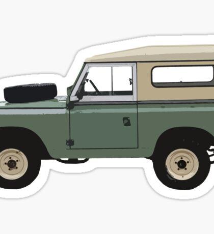 Range Rover Sticker