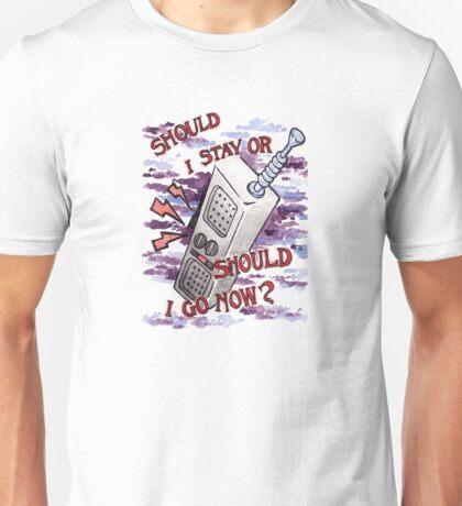 Stranger Things Tribute Art Unisex T-Shirt