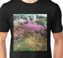Roadside  Flowers, Donegal, Ireland Unisex T-Shirt