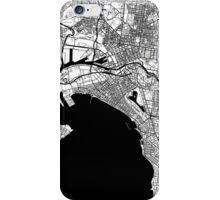 Melbourne Map iPhone Case/Skin