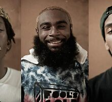 FLATBUSH ZOMBIES by evanda