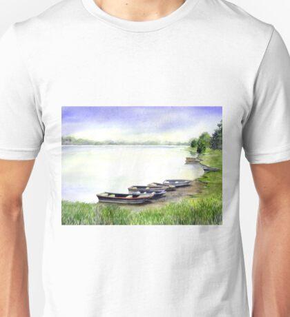 Boats Unisex T-Shirt