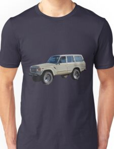 Toyota Land Cruiser Unisex T-Shirt