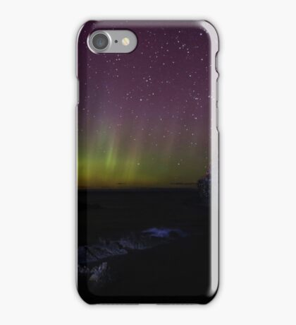 Bow Fiddle Aurora iPhone Case/Skin