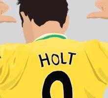 Grant Holt Sticker