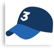 Chance 3 hat Canvas Print
