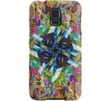 Wolf in a Kaleidoscope Samsung Galaxy Case/Skin