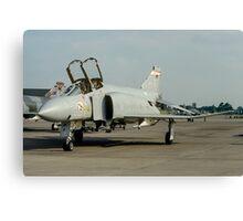 McDonnell F-4M Phantom FGR.2 XV491/F Canvas Print