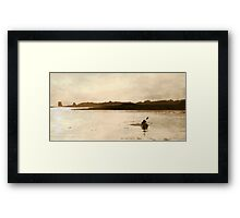 By Water Framed Print