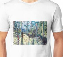 Blue Mountains bush walk Series 2 Unisex T-Shirt