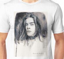 H Watercolor IV Unisex T-Shirt