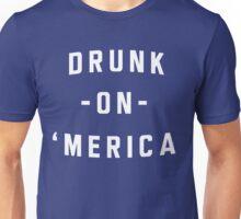 Drunk on America Unisex T-Shirt