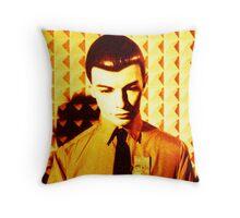 Kraftwerk Pillow № 2 (of 4) Throw Pillow