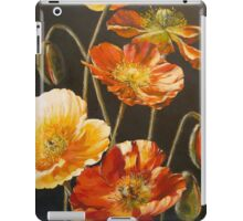 Poppies Too (for Lea Durham) iPad Case/Skin