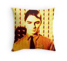 Kraftwerk Pillow № 3(of 4) Throw Pillow