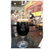 Great British Beer Festival - A Stout Poster
