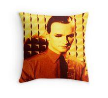 Kraftwerk Pillow № 4 (of 4) Throw Pillow