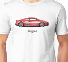 Audi R8 (red) Unisex T-Shirt