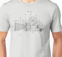 Arriflex 16mm Film Camera Unisex T-Shirt