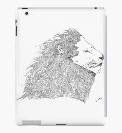 Jimmy 001 iPad Case/Skin
