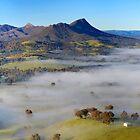 Acheron Valley by Donovan wilson