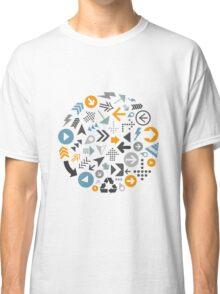 Arrow a sphere Classic T-Shirt
