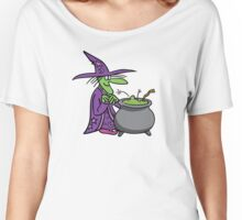 Agatha and the Cauldron Women's Relaxed Fit T-Shirt