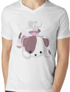 Fluffal Dog - Yu-Gi-Oh! Mens V-Neck T-Shirt