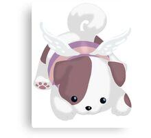 Fluffal Dog - Yu-Gi-Oh! Canvas Print