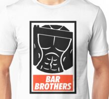 Bar brothers   Obey Unisex T-Shirt