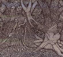 Night Woods by darkallegiance6