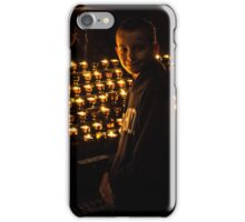 Jameson at Notre Dame Cathedral, Freiberg iPhone Case/Skin