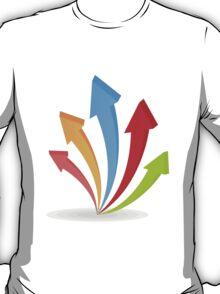 Arrow an icon T-Shirt