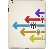 Arrow business iPad Case/Skin