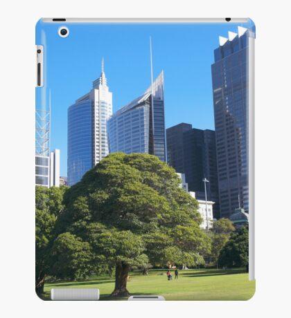 Royal Botanic Gardens Sydney iPad Case/Skin