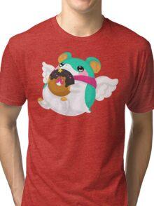 Fluffal Mouse - Yu-Gi-Oh! Tri-blend T-Shirt