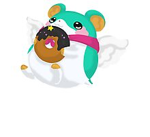 Fluffal Mouse - Yu-Gi-Oh! Photographic Print