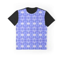 Blue Cloud Pattern. Apparel & Gifts. Graphic T-Shirt