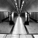 The Roman Metro - Moving Walkways by rsangsterkelly
