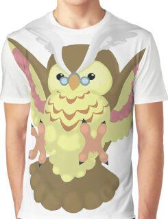 Fluffal Owl - Yu-Gi-Oh! Graphic T-Shirt