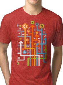 Arrow business Tri-blend T-Shirt