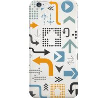Arrow collection iPhone Case/Skin