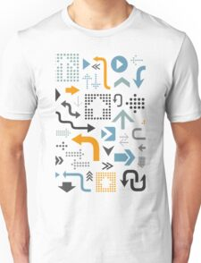 Arrow collection Unisex T-Shirt